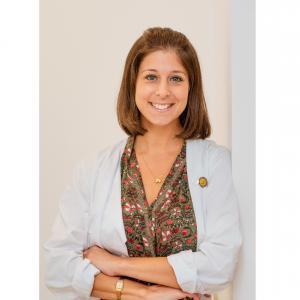 Maria Lains, Nutricionista